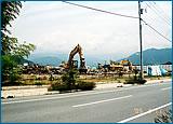 旧富士醗酵解体工事