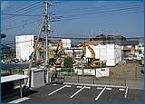 旧玉川電器解体工事